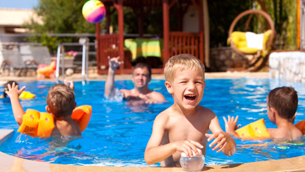 Weekly Pool Service OC